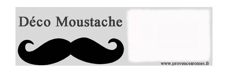 Déco MOUSTACHE