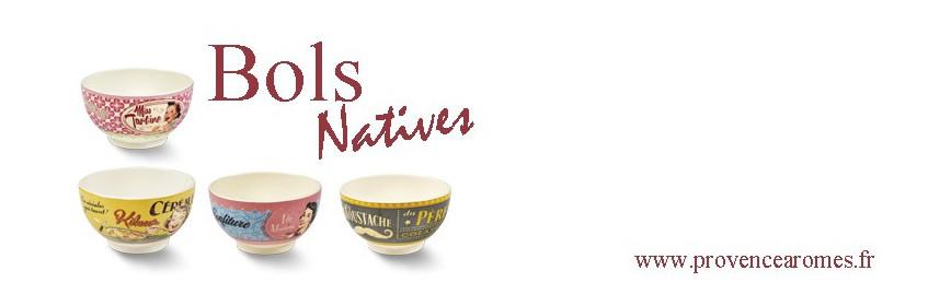 Bol Natives déco rétro vintage
