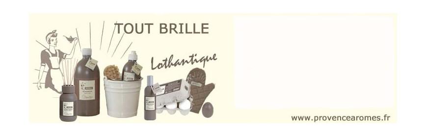 TOUT BRILLE Lothantique