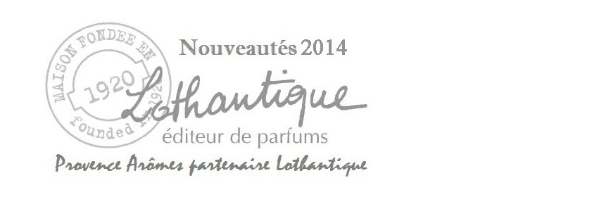 LOTHANTIQUE - COLLECTION 2014