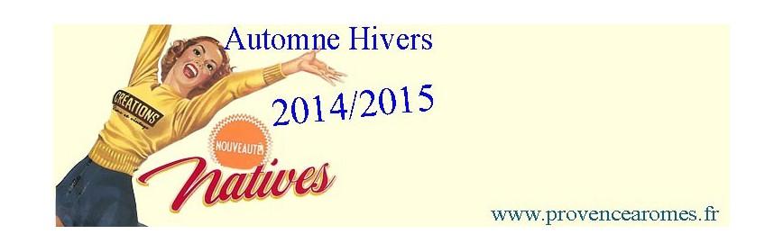 HIVERS 2014 / 2015 Natives déco rétro vintage