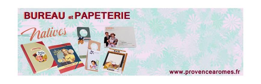 Accessoires bureau vintage for Bureau papeterie