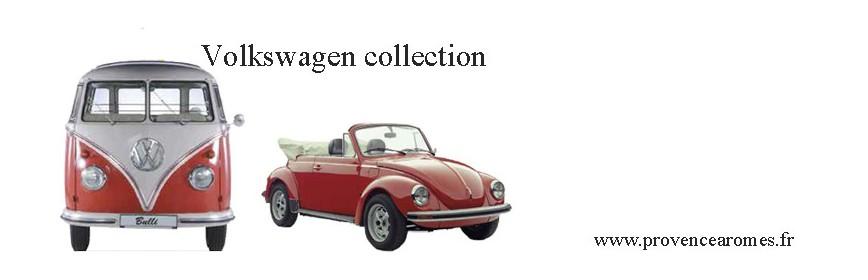 Accessoires déco Volkswagen collection