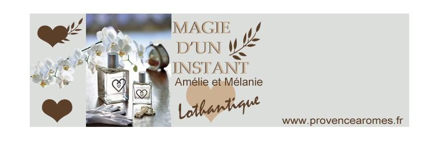 MAGIE D'UN INSTANT AMÉLIE ET MÉLANIE Lothantique