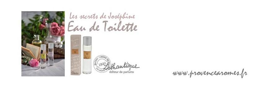 Les Secrets de Joséphine EAU DE TOILETTE Lothantique