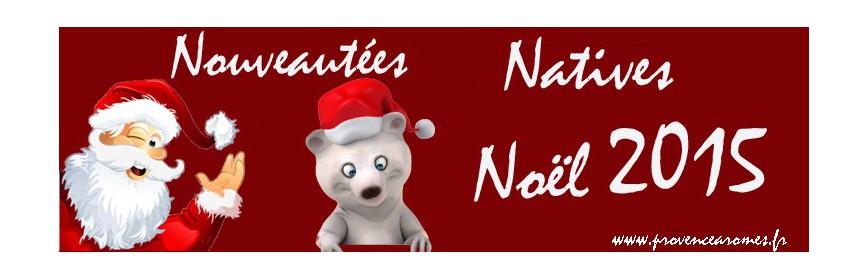Natives Nouveautés Noël 2015 déco rétro vintage