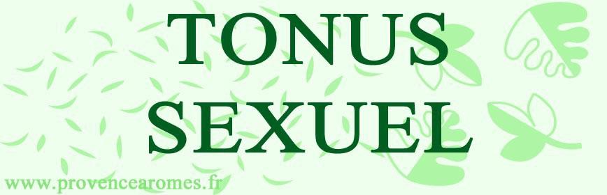 TONUS SEXUEL