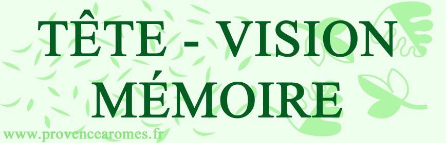 TÊTE MÉMOIRE VISION