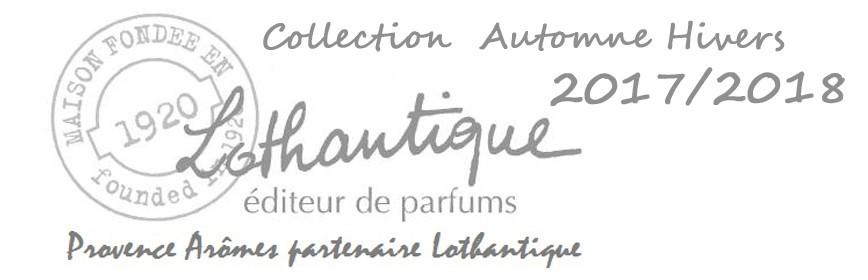 AUTOMNE HIVERS 2017 - 2018 LOTHANTIQUE Collection
