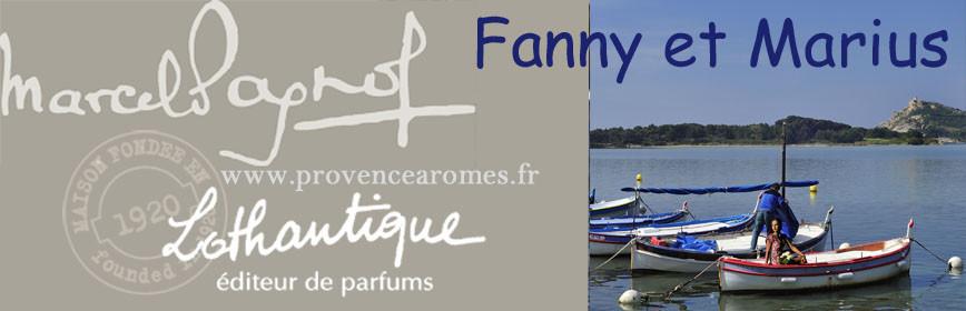 FANNY et MARIUS Lothantique Marcel Pagnol