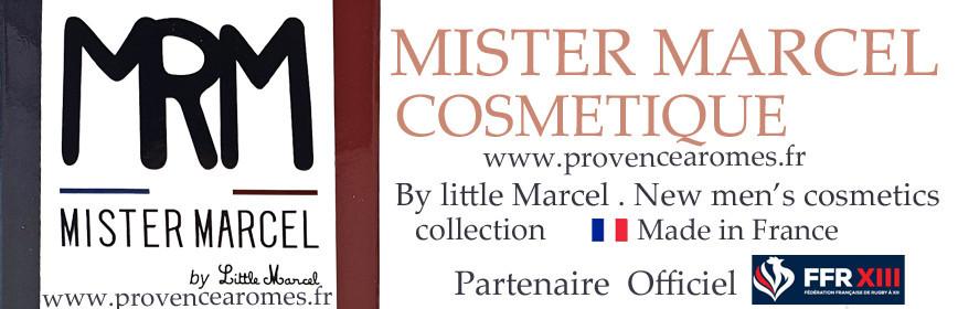 Cosmétique Mister Marcel