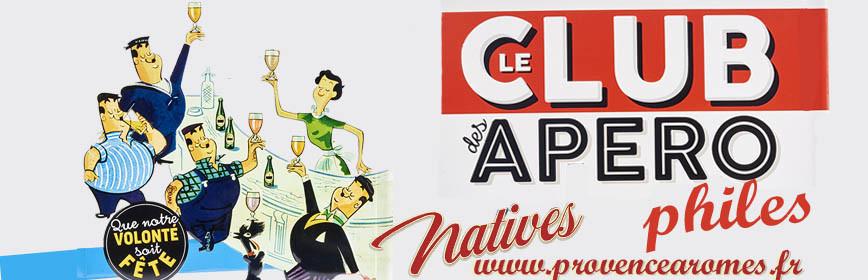 LE CLUB DES APÉROPHILES Natives déco rétro vintage