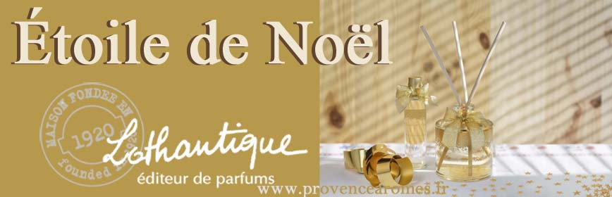 Étoile de Noël Lothantique collection