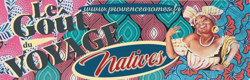 LE GOÛT DU VOYAGE Natives déco rétro vintage