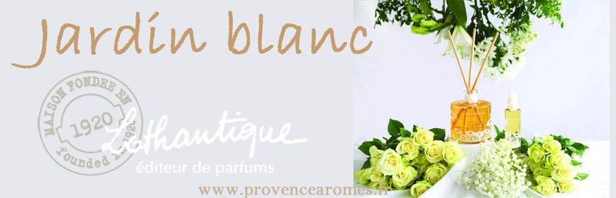JARDIN BLANC Amélie et Mélanie Lothantique