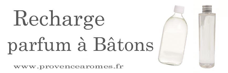 Recharge Parfum à Bâtons